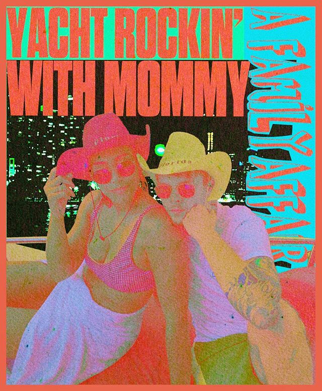 the hottest mother son country-techno album of the summer