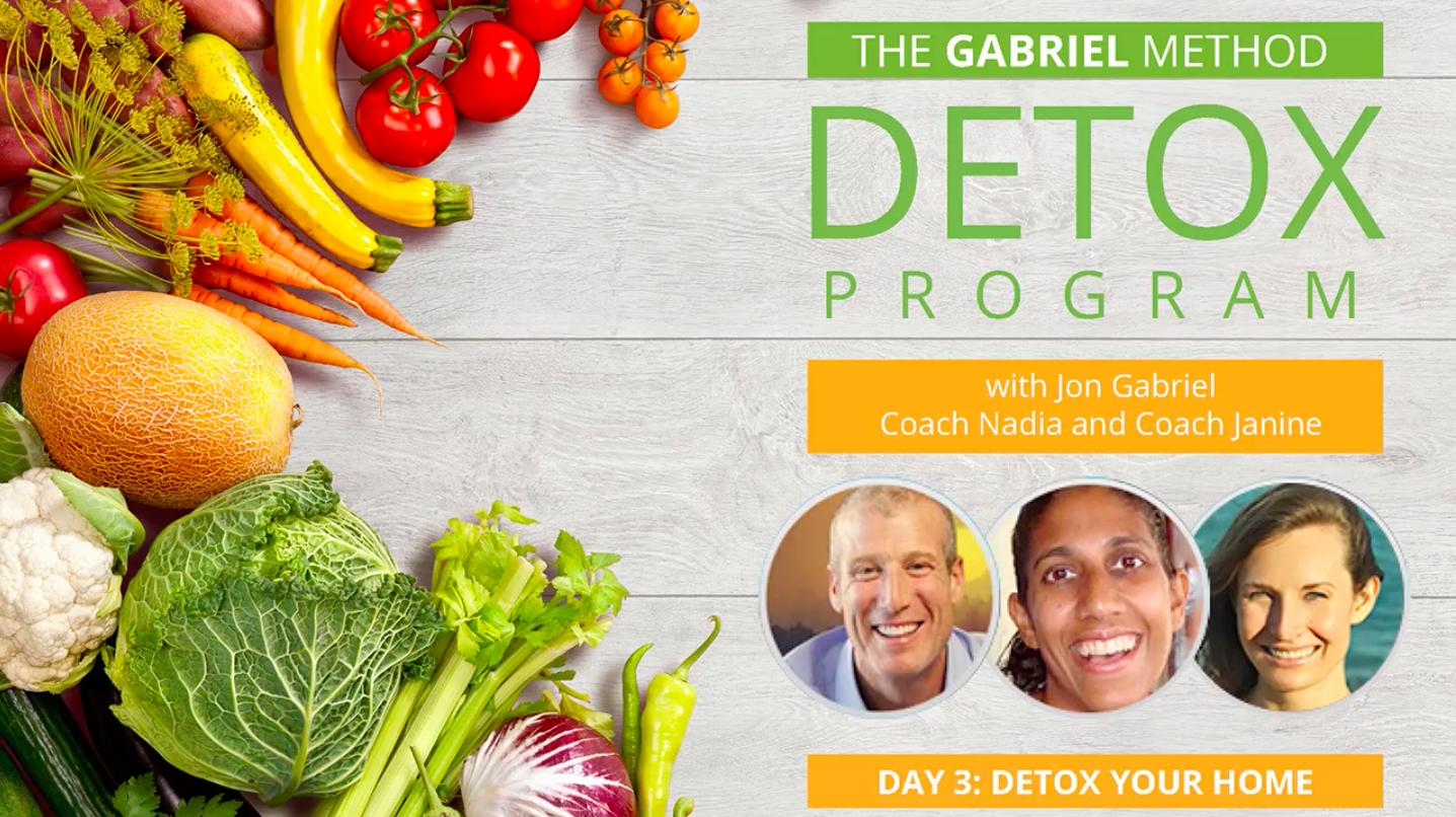 Online Detox Program with The Gabriel Method