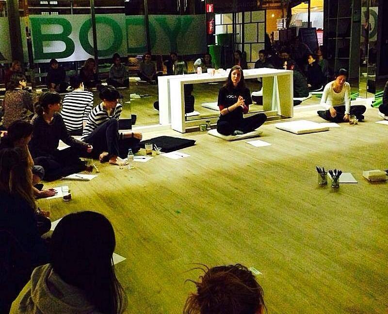 """A """"quit sugar"""" workshop at Yoga Body"""