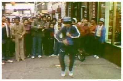 Electric Boogie   One of the earliest films of the hip-hop era, this film portrays four boys who dance in the streets of the South Bronx. Continue reading.