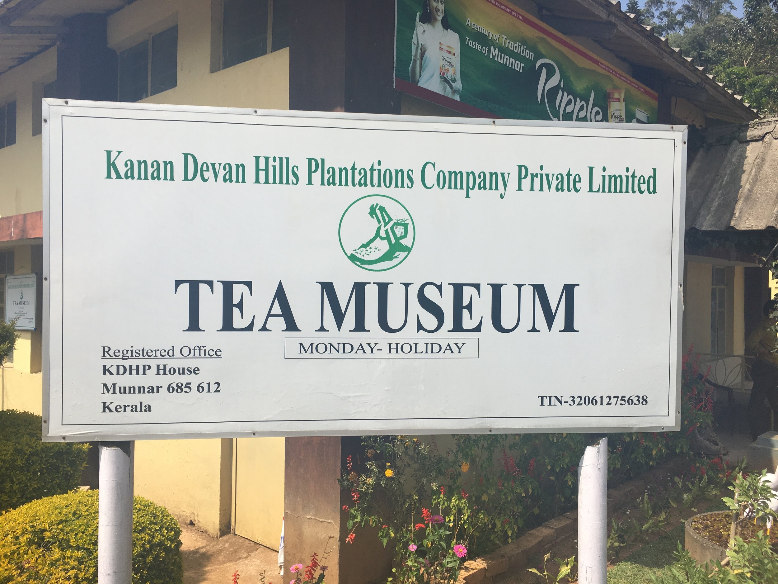 Today we visited the Kanan Devan Hills Plantation Company (Private Limited) and saw how tea is grown and harvested. When the TaTa corporation decided to leave the plantation, they did an amazing thing: They gave the workers a share in the business.