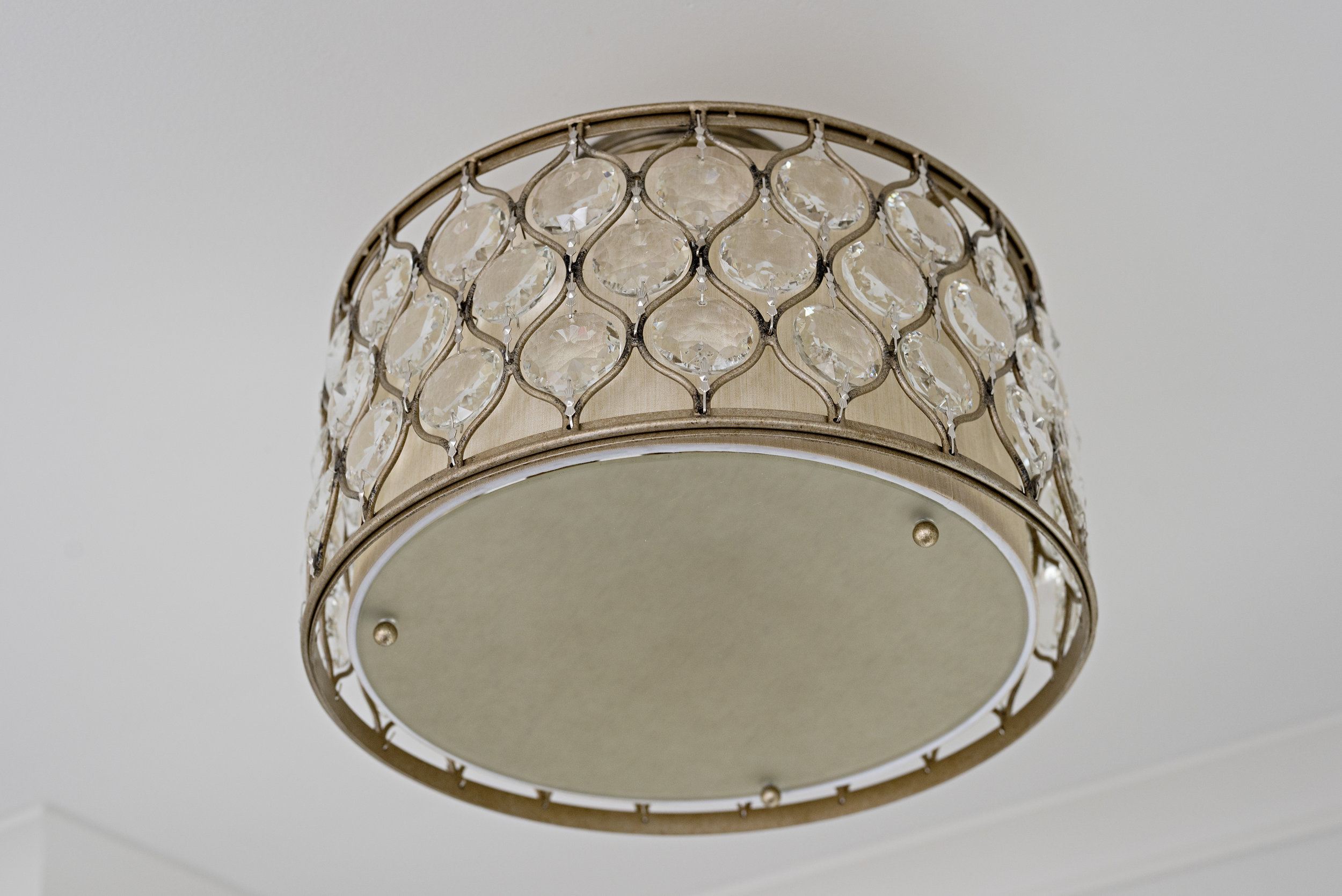 semi flushmount brass glass crystal transitional design light fixture.jpg