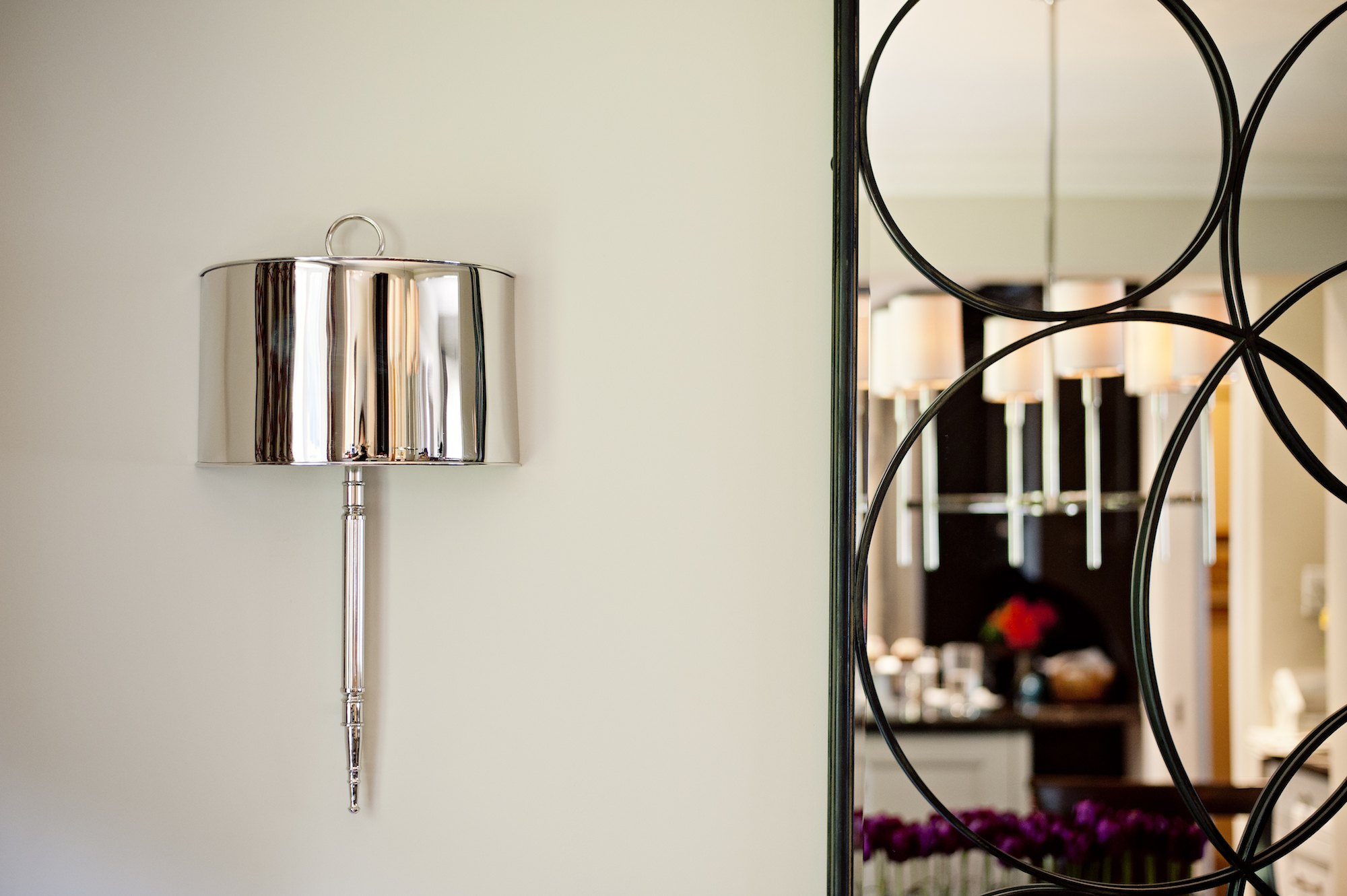 17 Pizzale Design Interior Decorating wall sconce chrome  .jpg