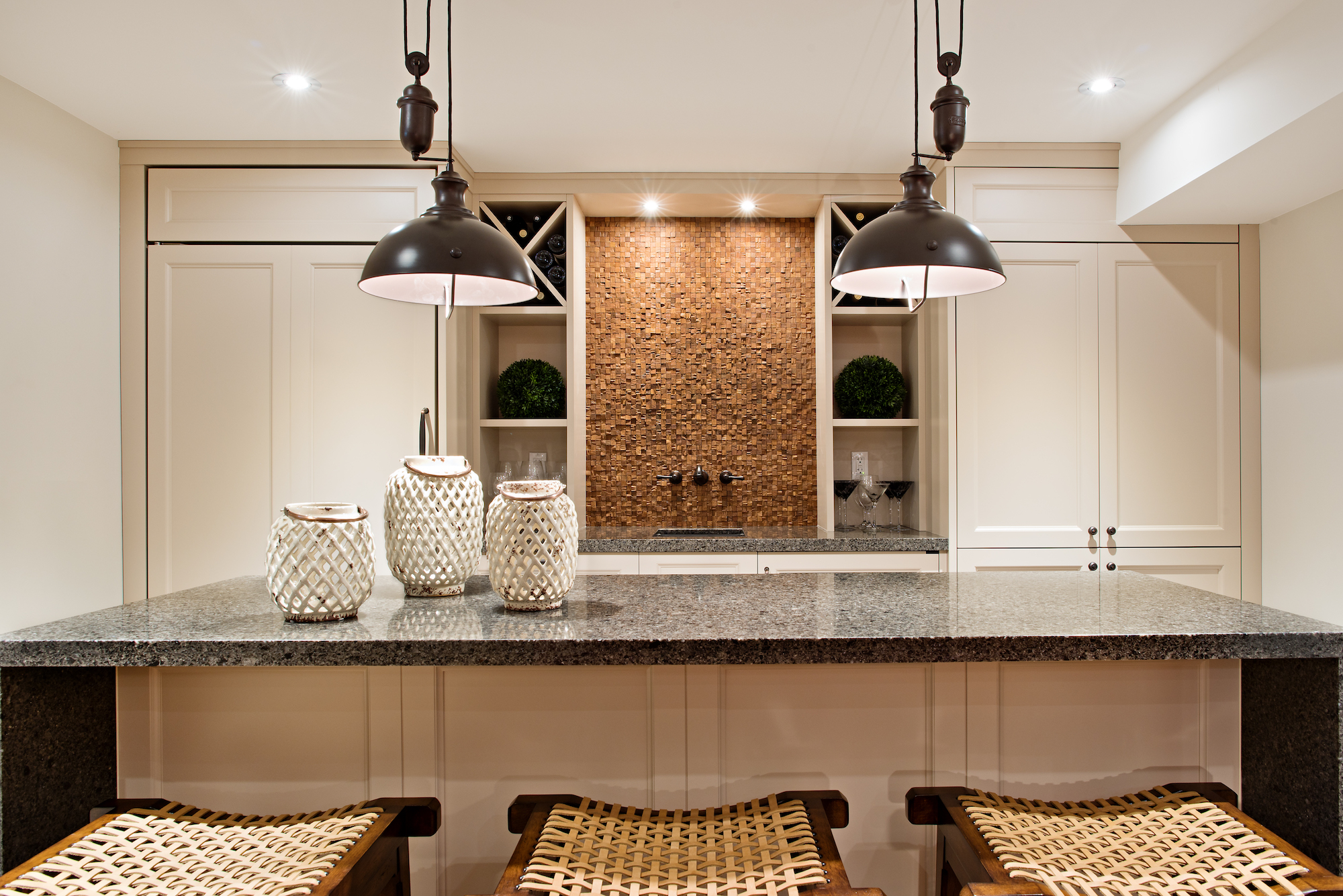 3 Pizzale Design Interior Decorating  Kitchen brown unique texture african.jpg