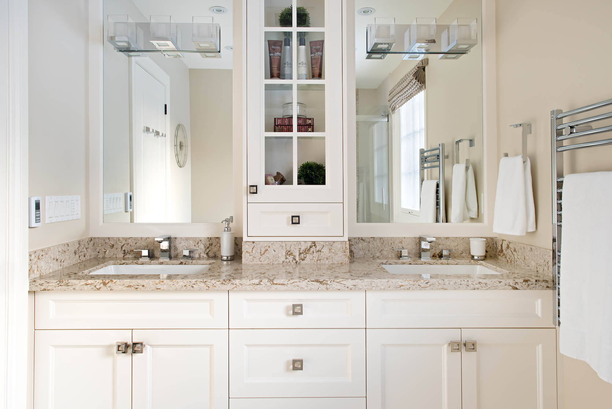 19 Pizzale Design Interior Decorating  bathroom elegant clean simple beige white.jpg