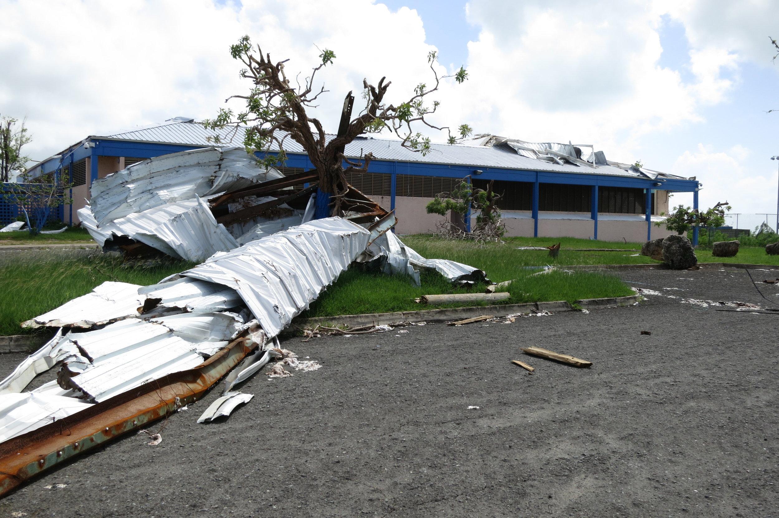St Croix condemed school Frederickstad.JPG