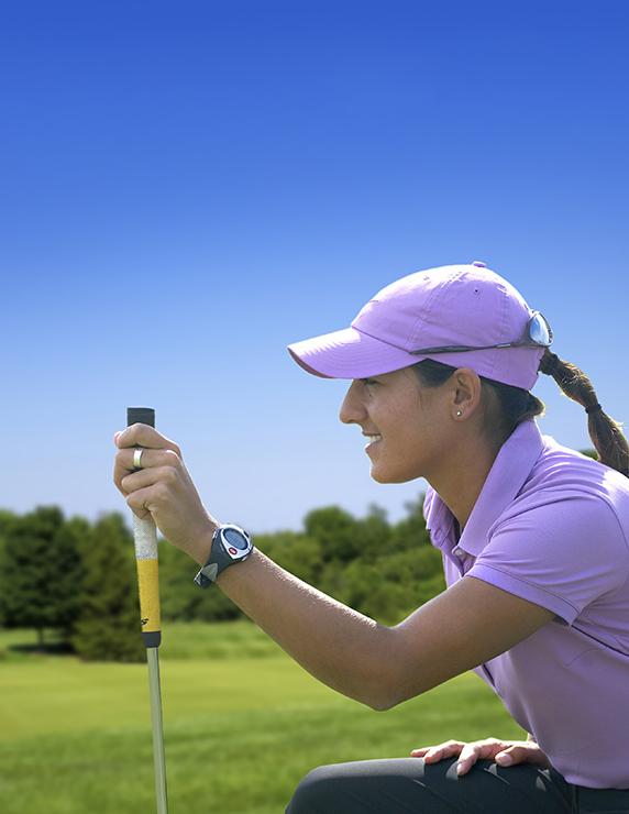 Copy of golf portrait photography by Jon Evans