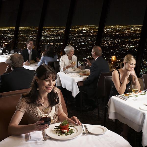 CN Tower - 360 Restaurant