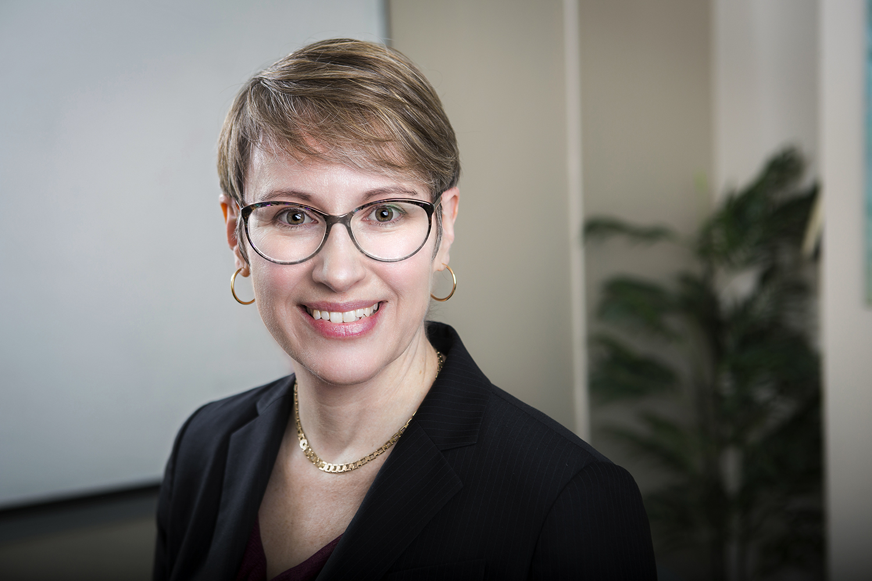 McMaster University Professor Headshot