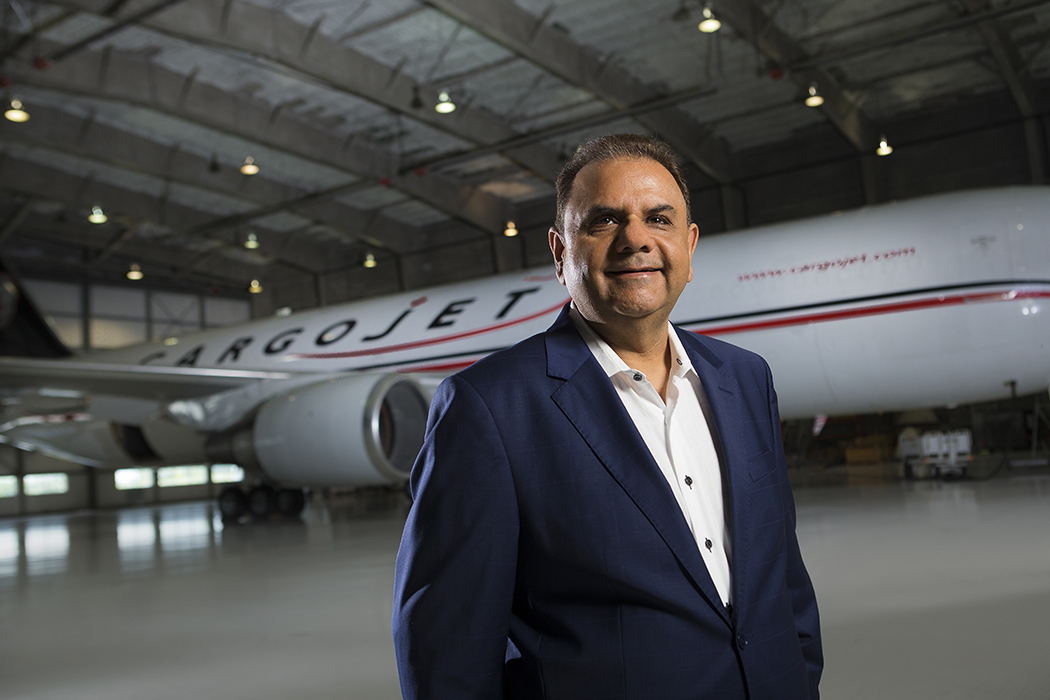 Cargojet Executive Portrait