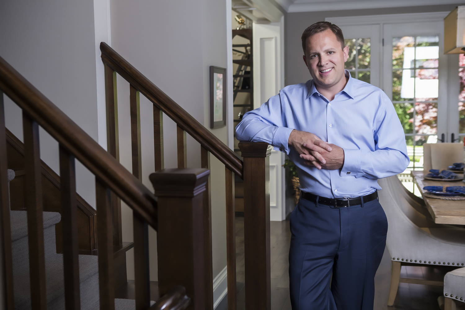 Greg Gubhin, Real Estate Portrait