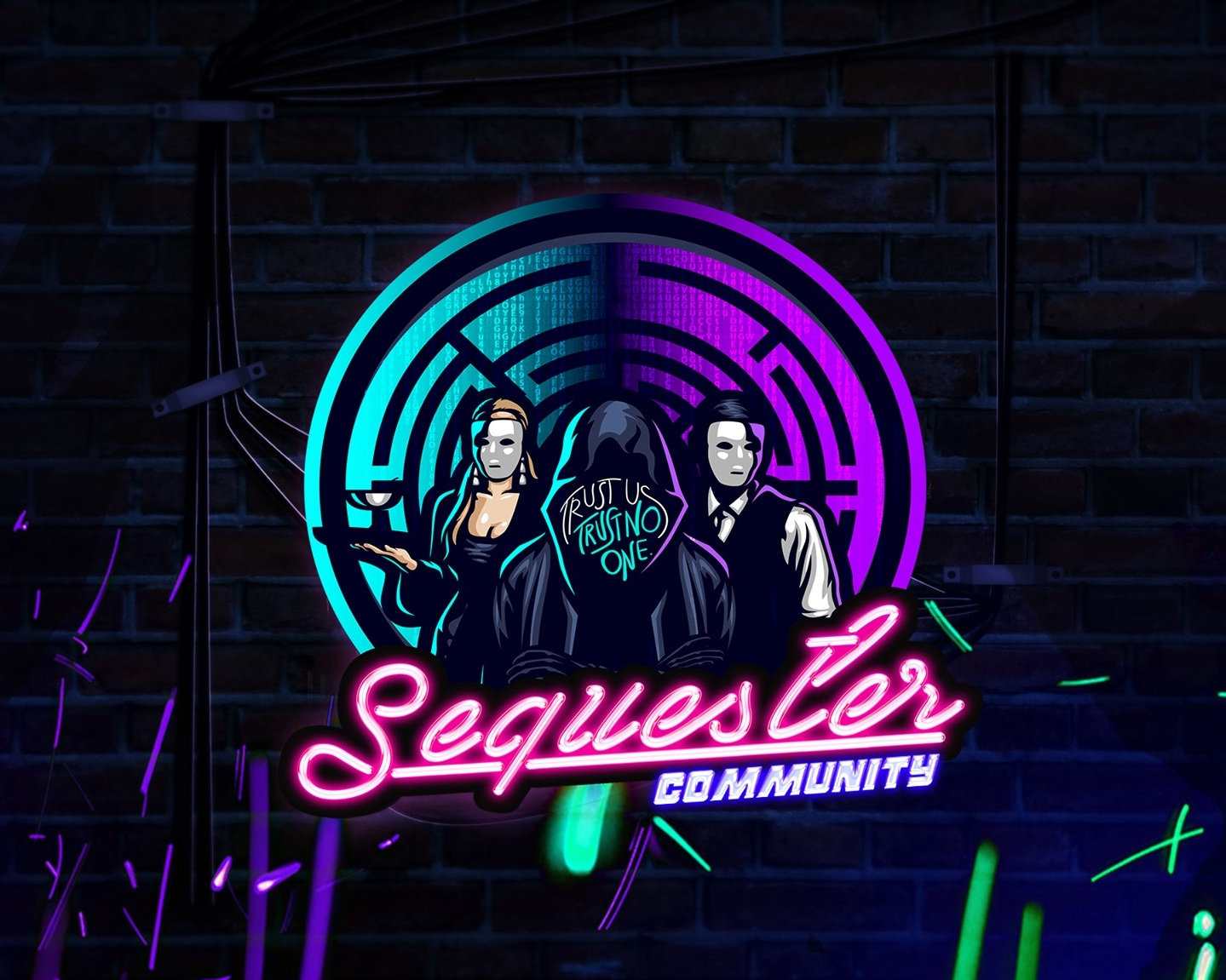 Join the Sequester Facebook Group! - The facebook group is the best place to interact with other Sequester lovers and alumni. It is also the only place to sign up for Sequester Mini Games!