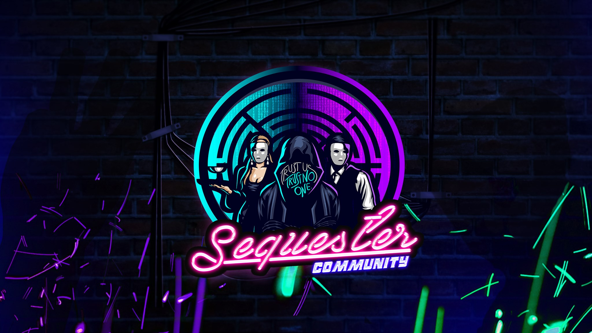 JOIN THE FACEBOOK GROUP! - The facebook group is the best place to interact with other Sequester lovers and alumni. It is also the only place to sign up for Sequester Mini Games!