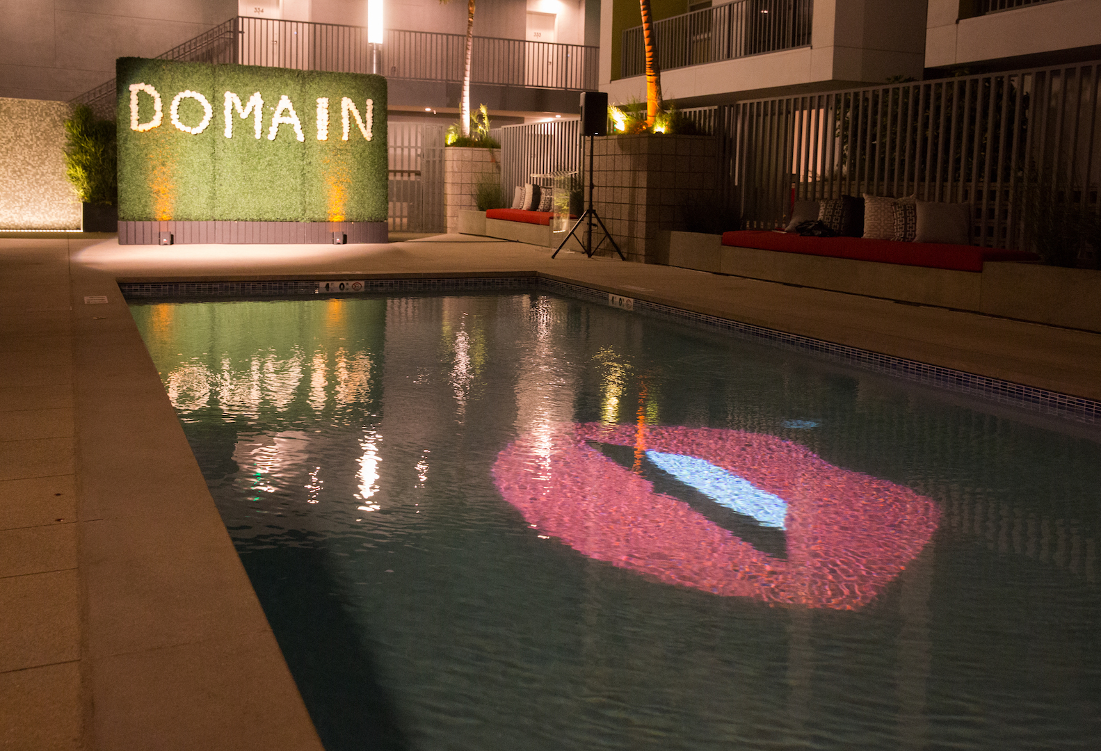 DOMAIN LAOPENING CEREMONY - WEST HOLLYWOOD, CA