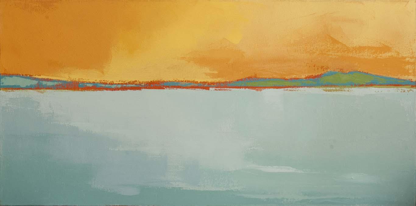 Tangerine Sky, SOLD