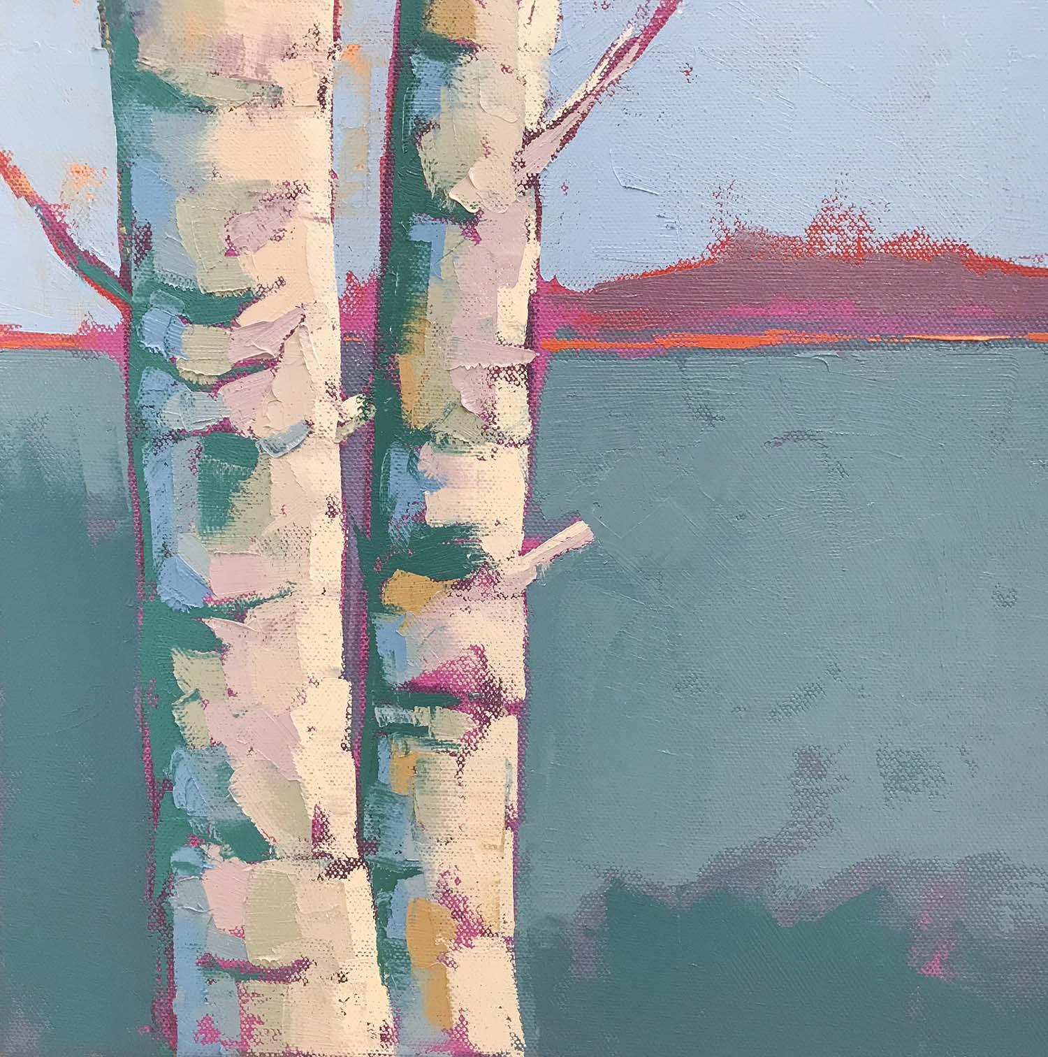 Bright Birches, SOLD