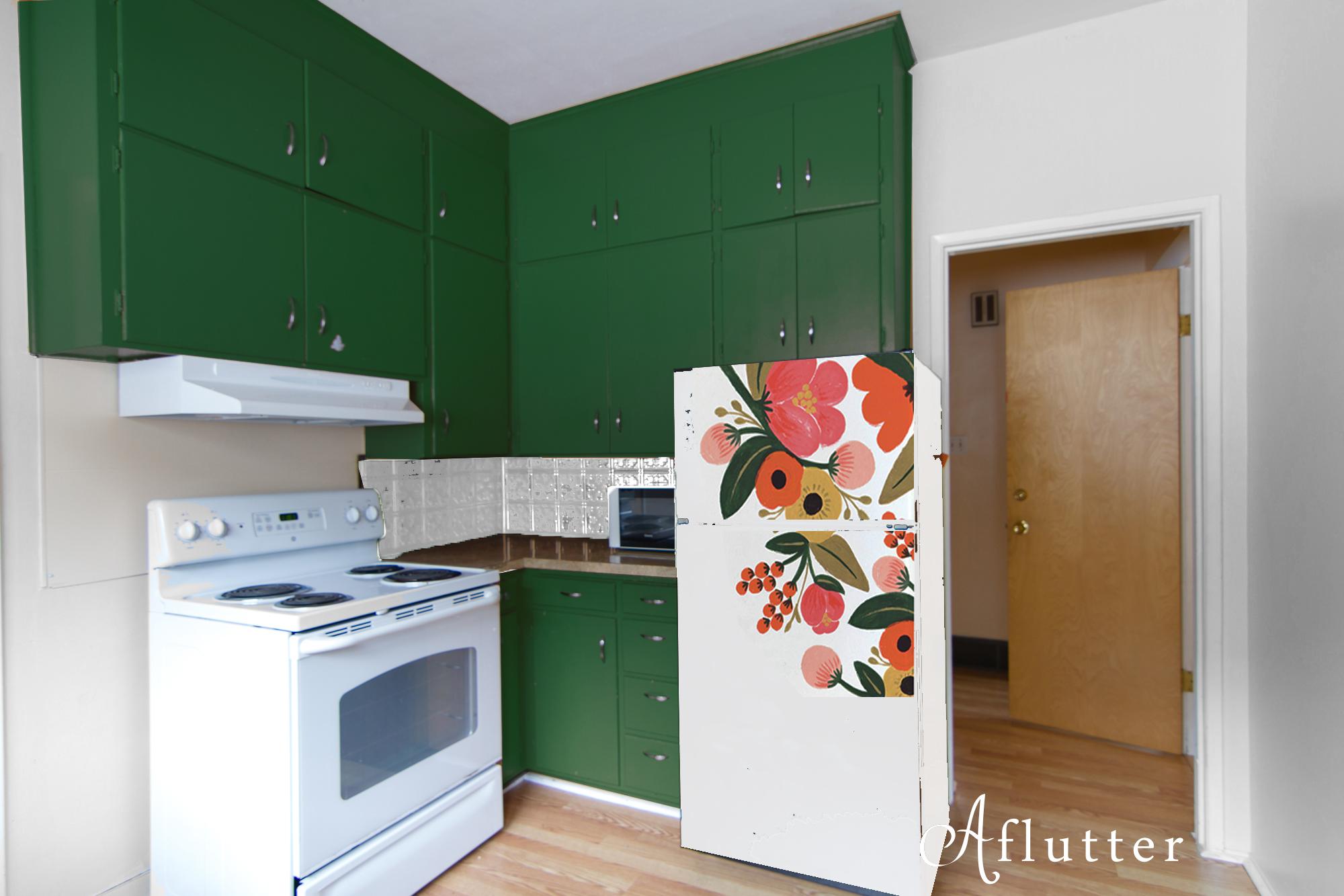 Green-with-floral-fridge.jpg