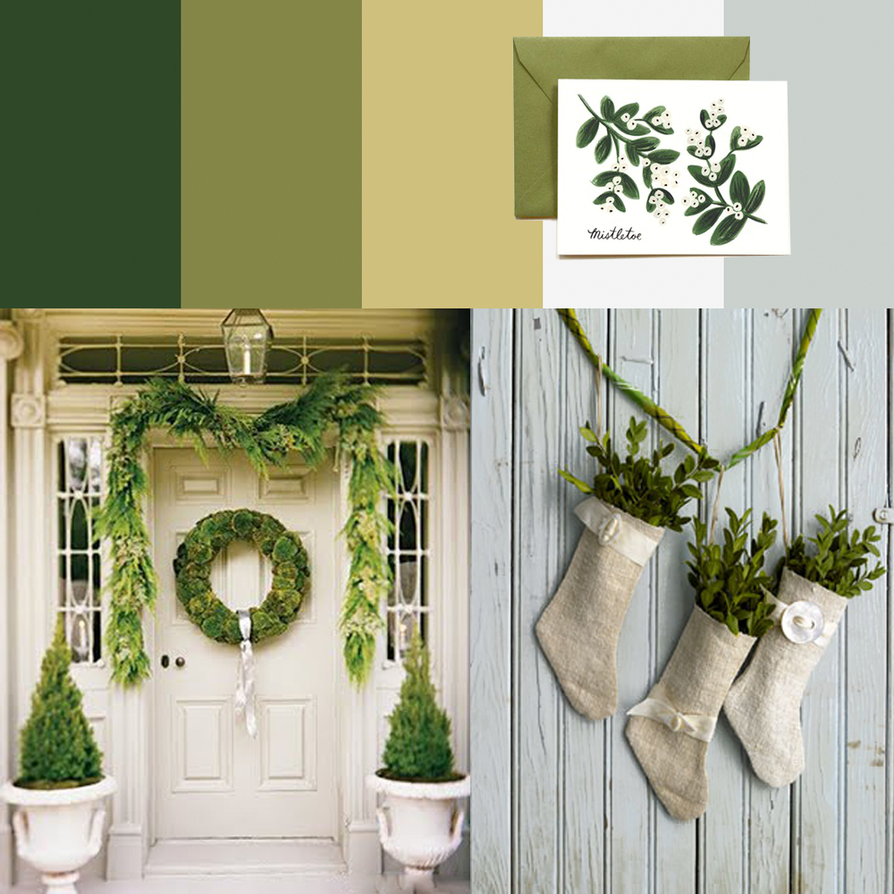 Exterior ,  Stockings ,  Card