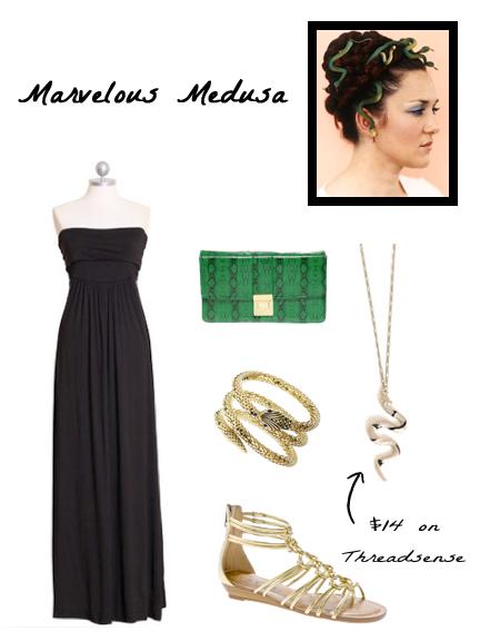 Medusa Hair , Necklace
