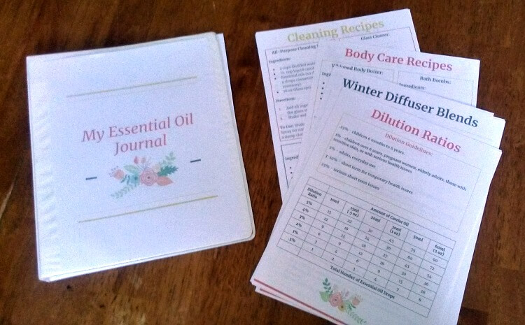 printable essential oil journal pages.jpg