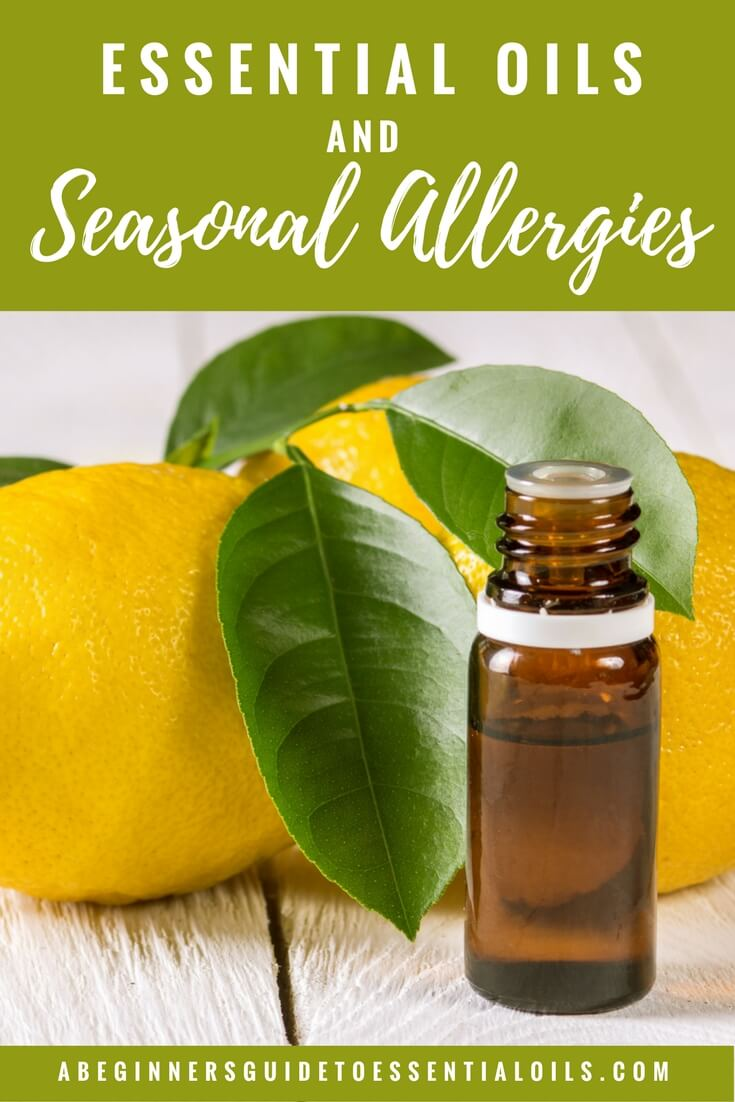 Seasonal allergies are no fun. Thankfully, you can use essential oils as a natural remedy for seasonal allergy relief. Find out how to use essential oils for seasonal allergies - reducing allergens with home care products and dealing with symptoms with a variety of methods. Find the best tips and methods and best essential oils for dealing with seasonal allergies.