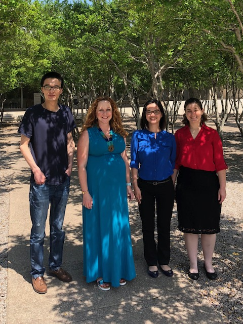 Immunology retreat May 2018 at the Kimbell Art Museum in Fort Worth.