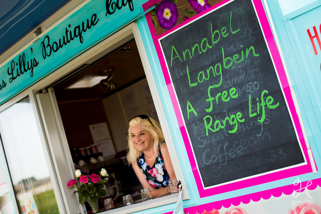 Miss Lilly's food truck catering