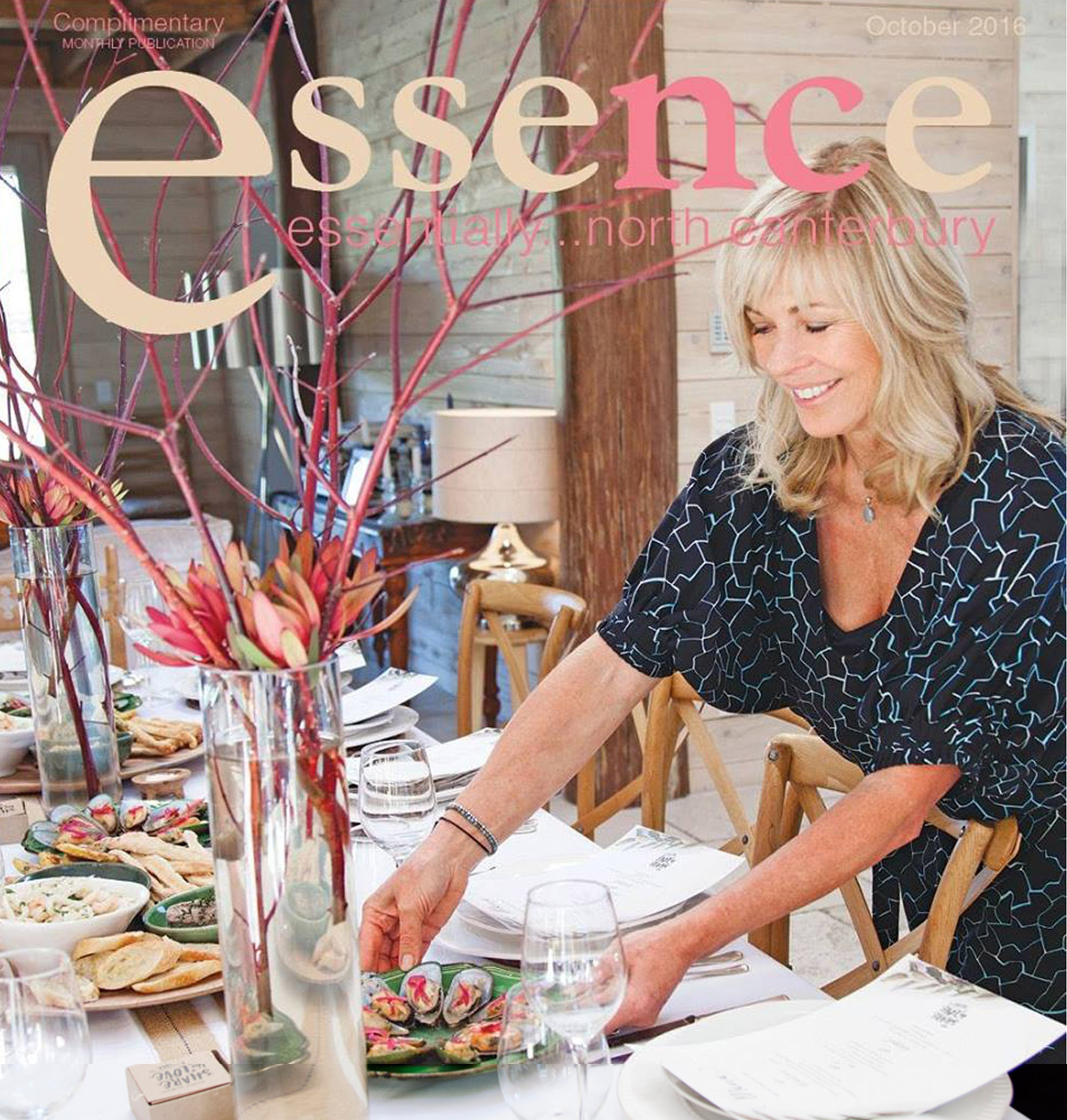With Annabel Langbein Pg 6-7   Race Day Picnics Pg 14-15