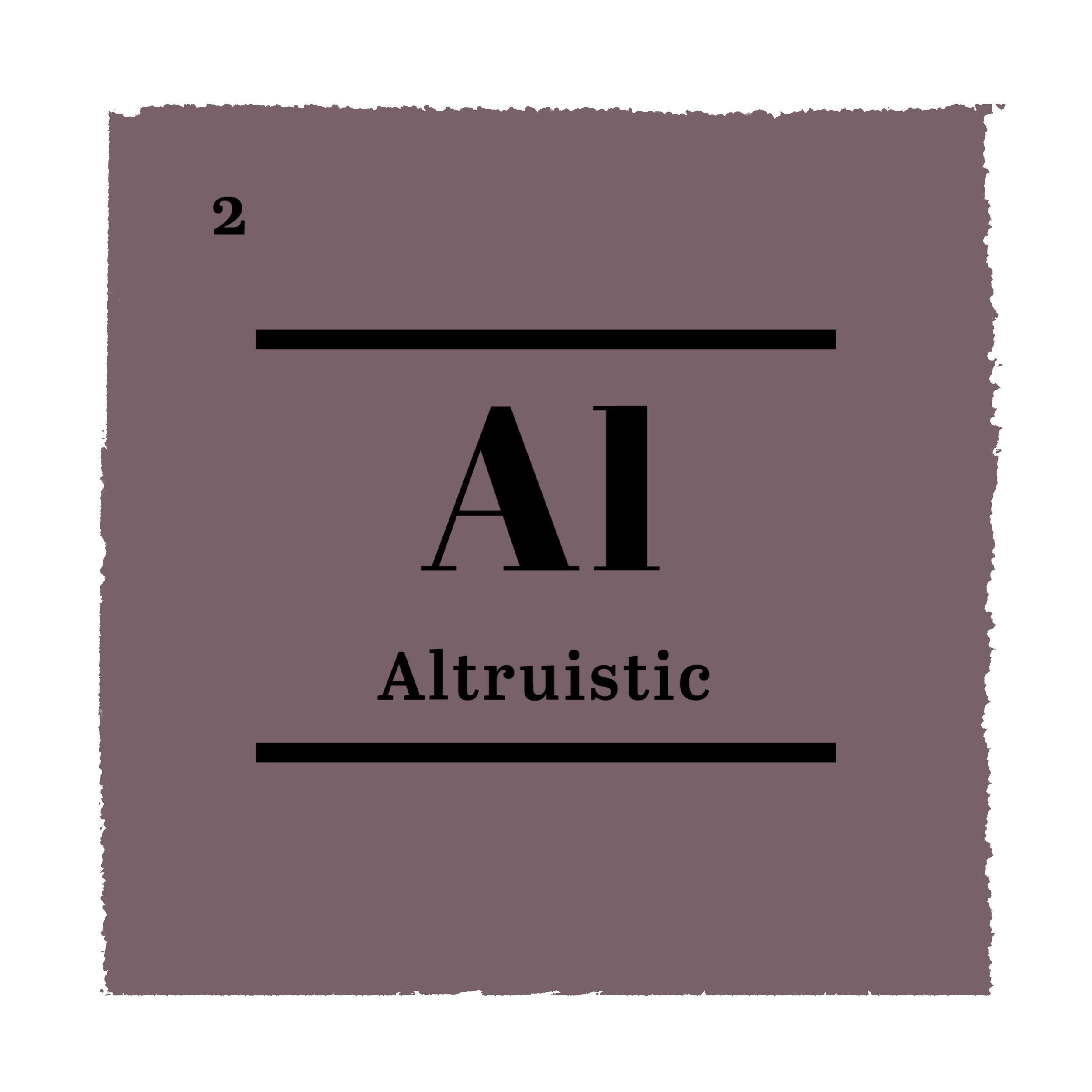 Altruistic