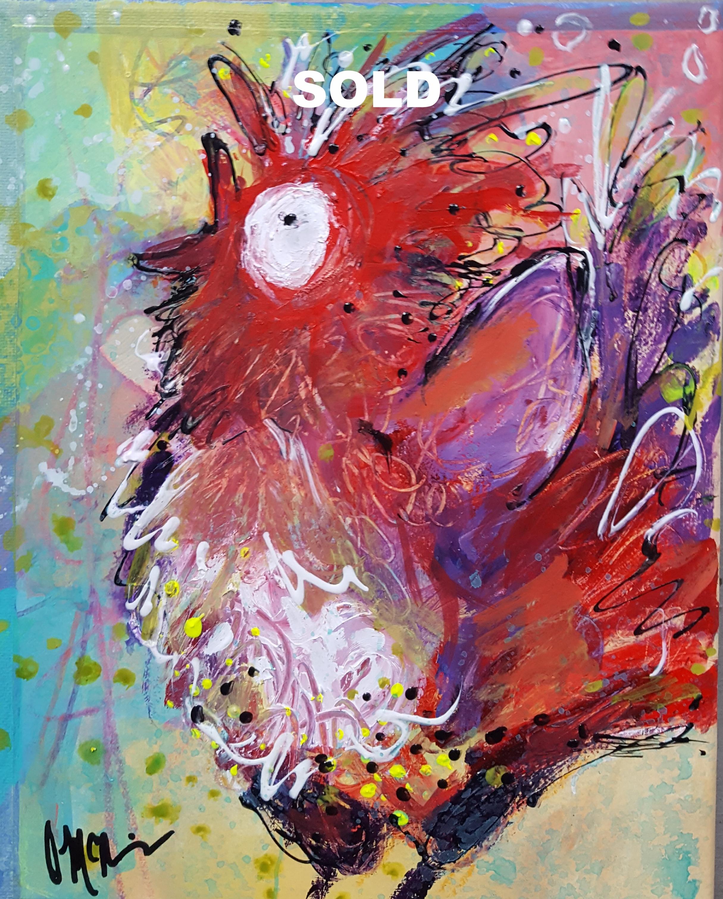 Hallelujah Chicken 2