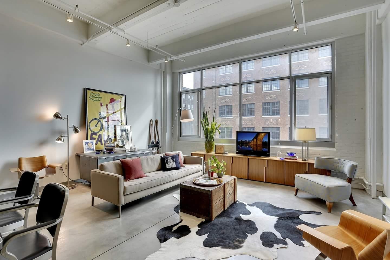 Tower Lofts - North Loop, Minneapolis | Jay Nuhring | Home Stylist | Interior Designer