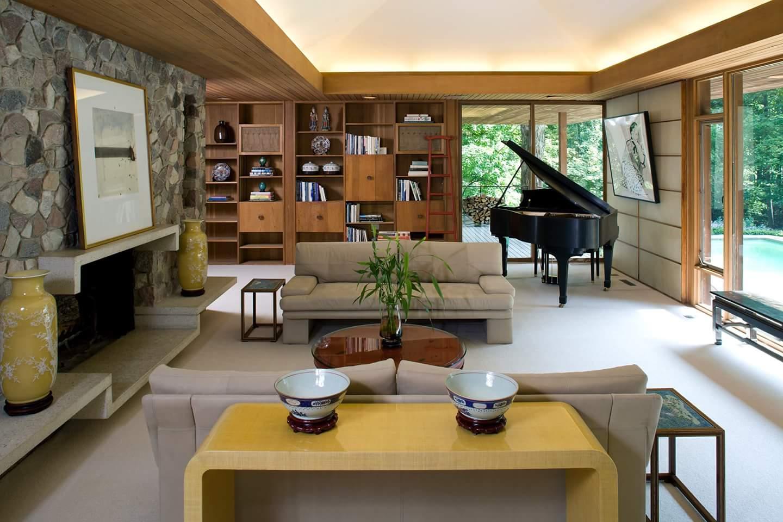 Ralph Rapson Designed Home - Orono, MN | Jay Nuhring | Home Stylist | Interior Designer