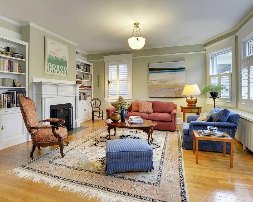 Historic District - St. Paul, MN | Jay Nuhring | Home Stylist | Interior Designer