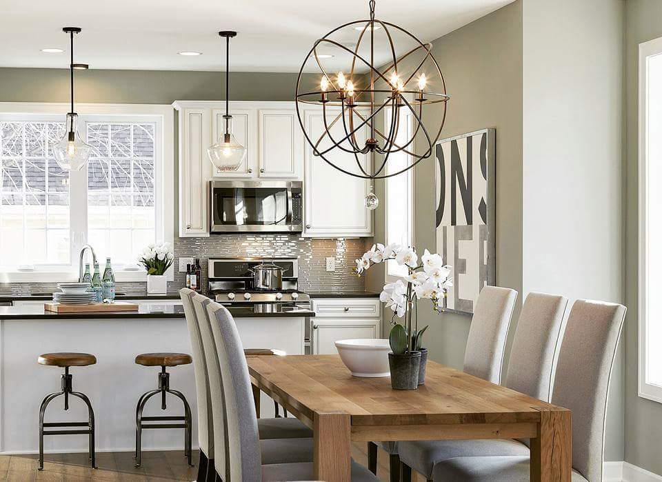 Model Home - North Minneapolis | Jay Nuhring | Home Stylist | Interior Designer