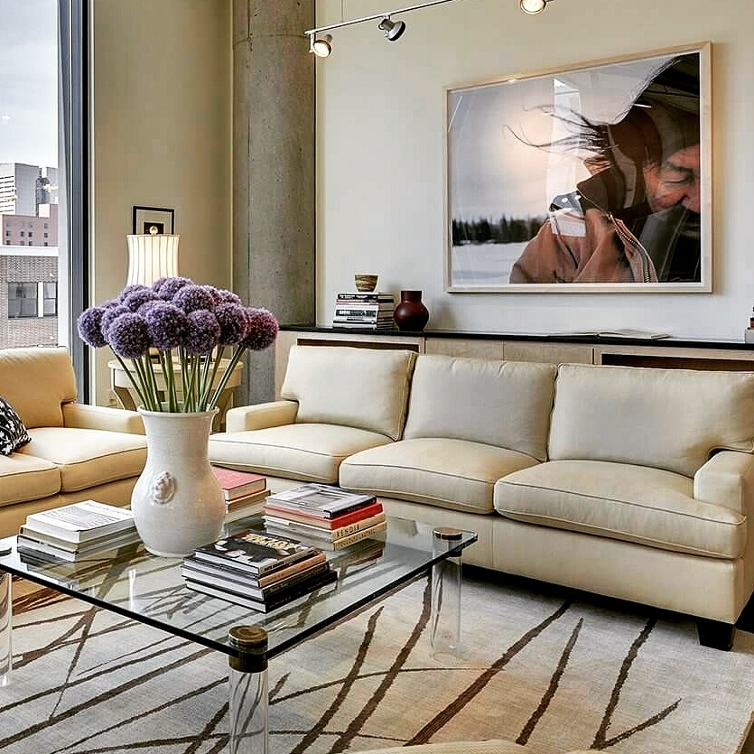 Humboldt Lofts - Mill District, Minneapolis | Jay Nuhring | Home Stylist | Interior Designer