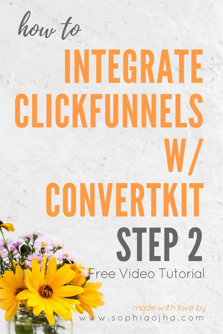 Clickfunnels_Integration_ConvertKit_2