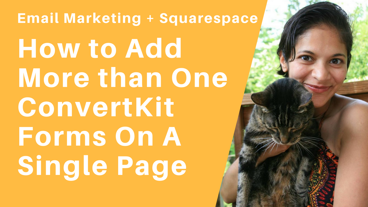 ConvertKit Opt-in Page Multiple