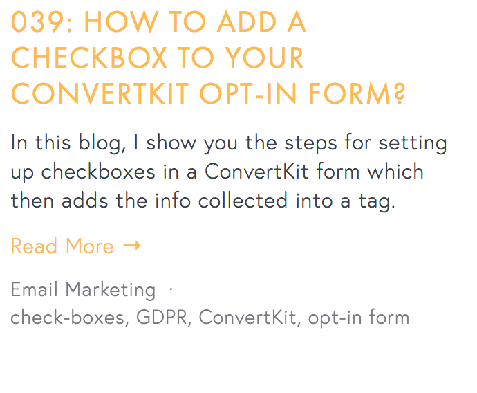 Improve website conversions