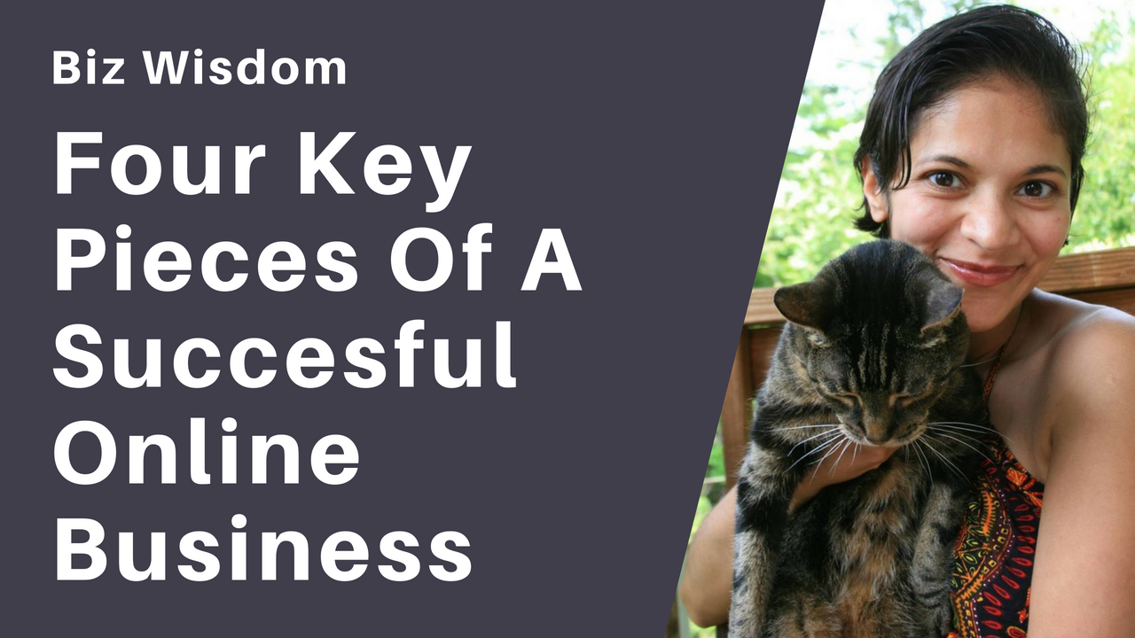 Four Keys to a Successful Online Business