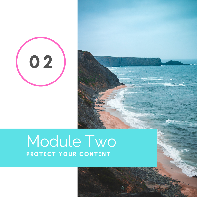 Protect Your Course Content