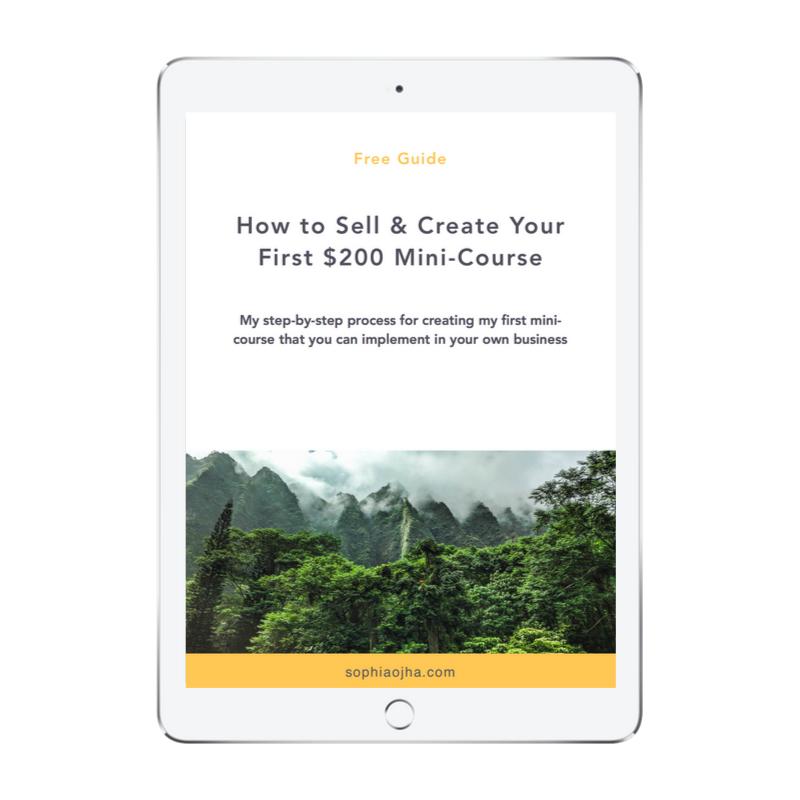 Validate your course idea