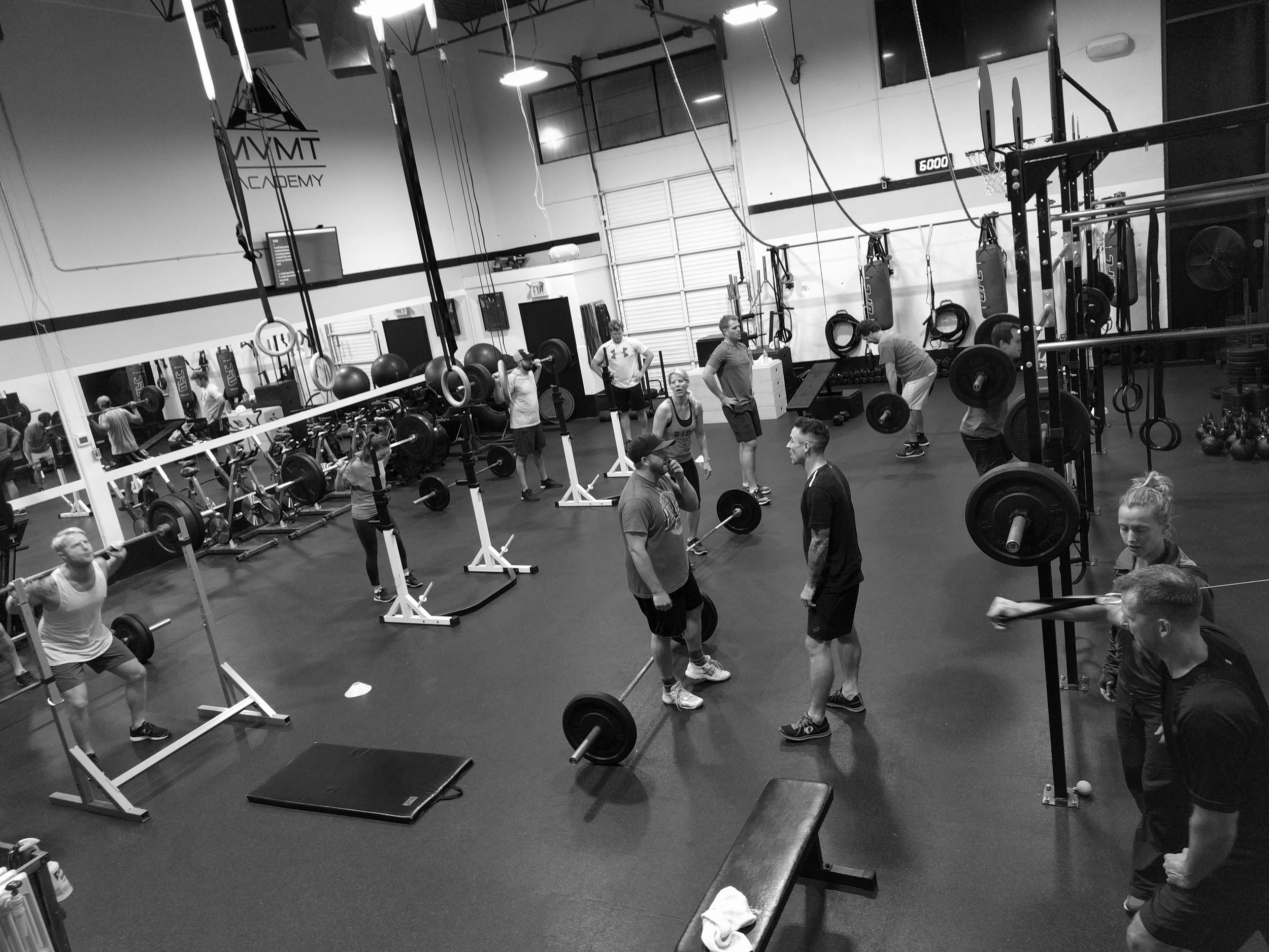 gyms North Vancouver