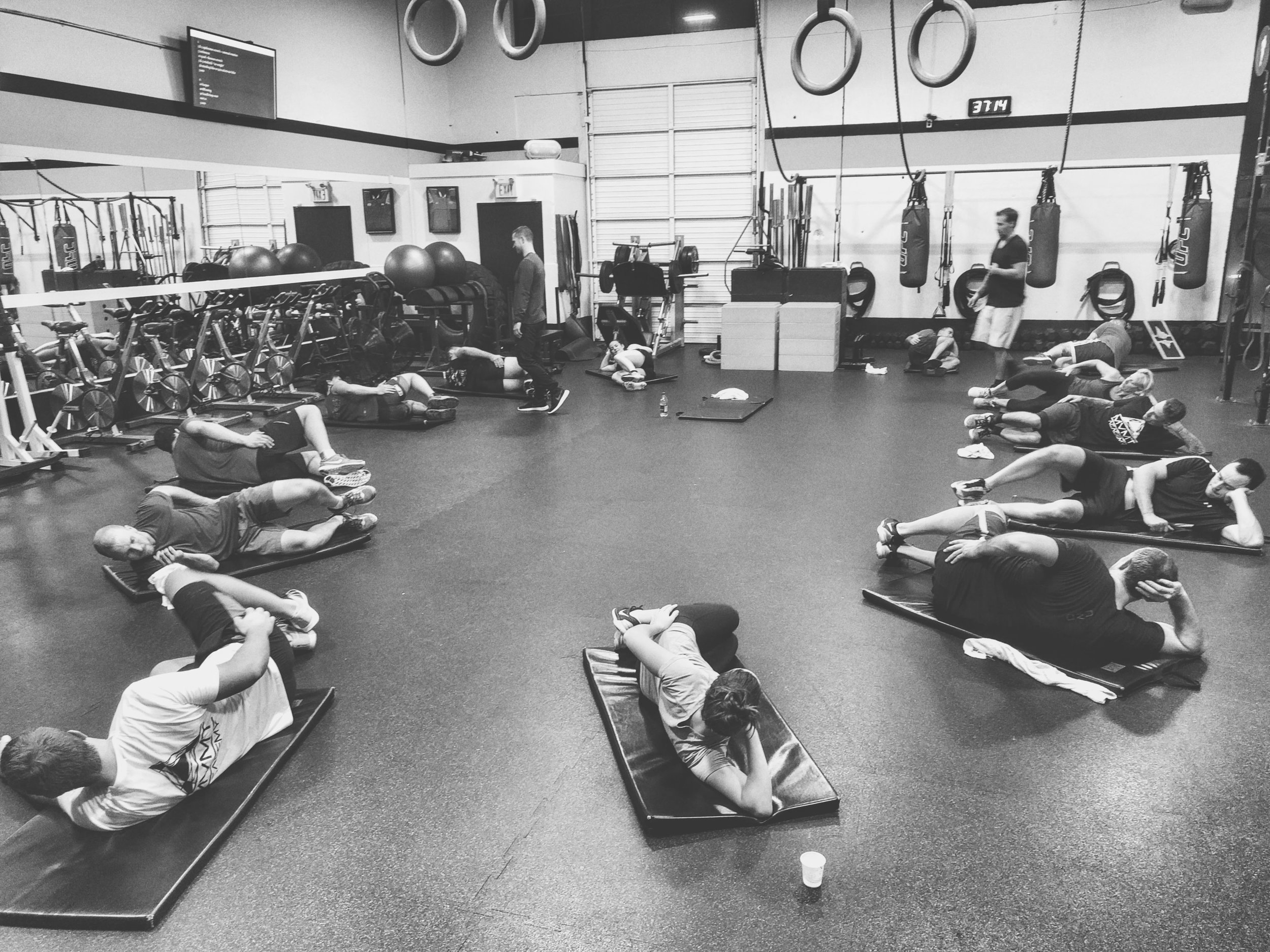 fitness classes North Vancouver