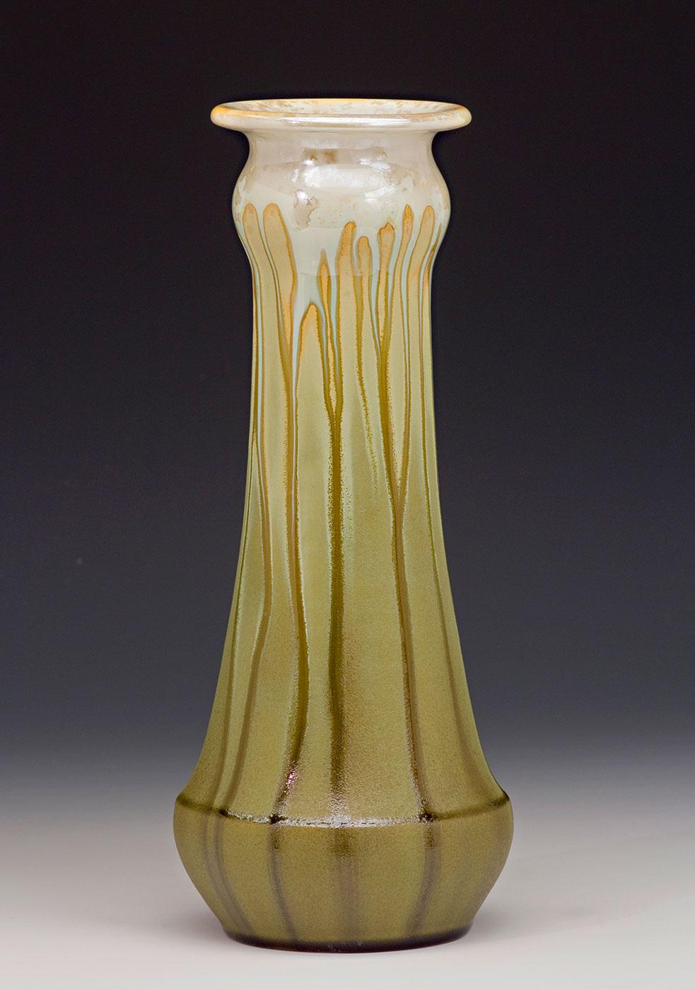 Art-Pottery-Vase-olive-frost-crystalline-Samantha-Henneke-North-Carolina.jpg