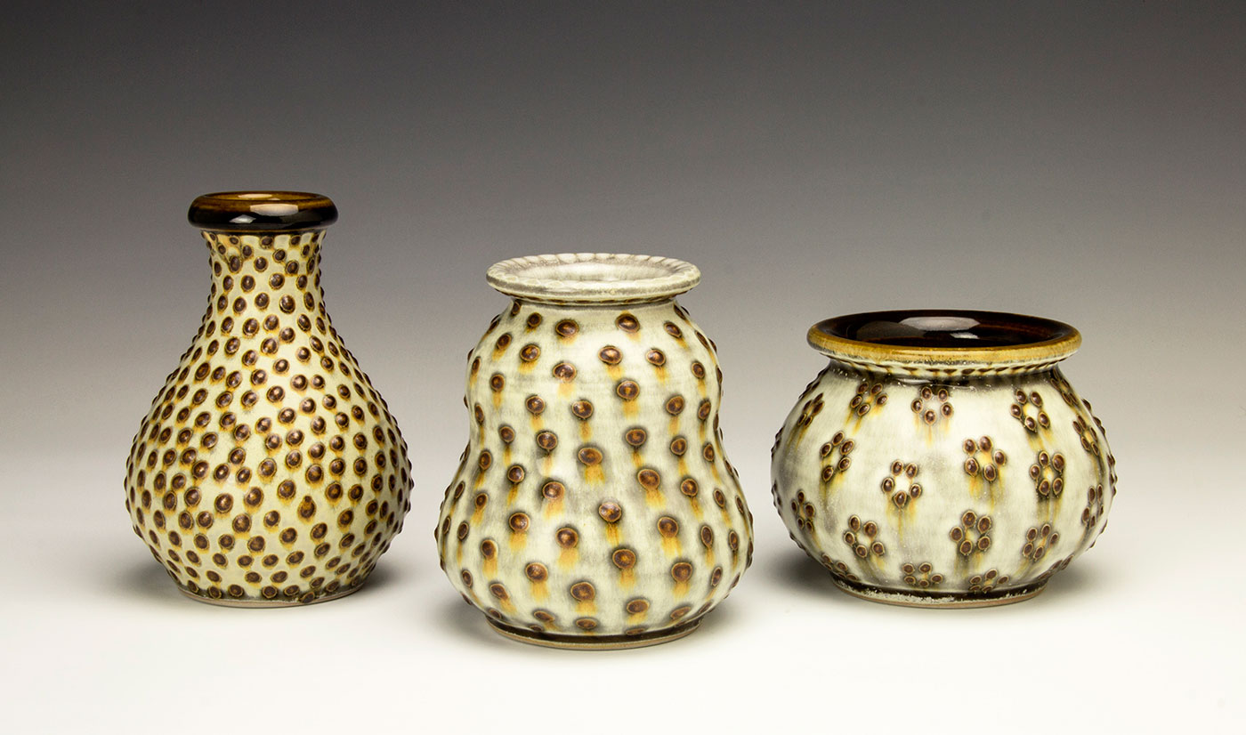 Trio-Bud-Vase-grouping-Samantha-Henneke-Bulldog-Pottery-Seagrove-North-Carolina.jpg