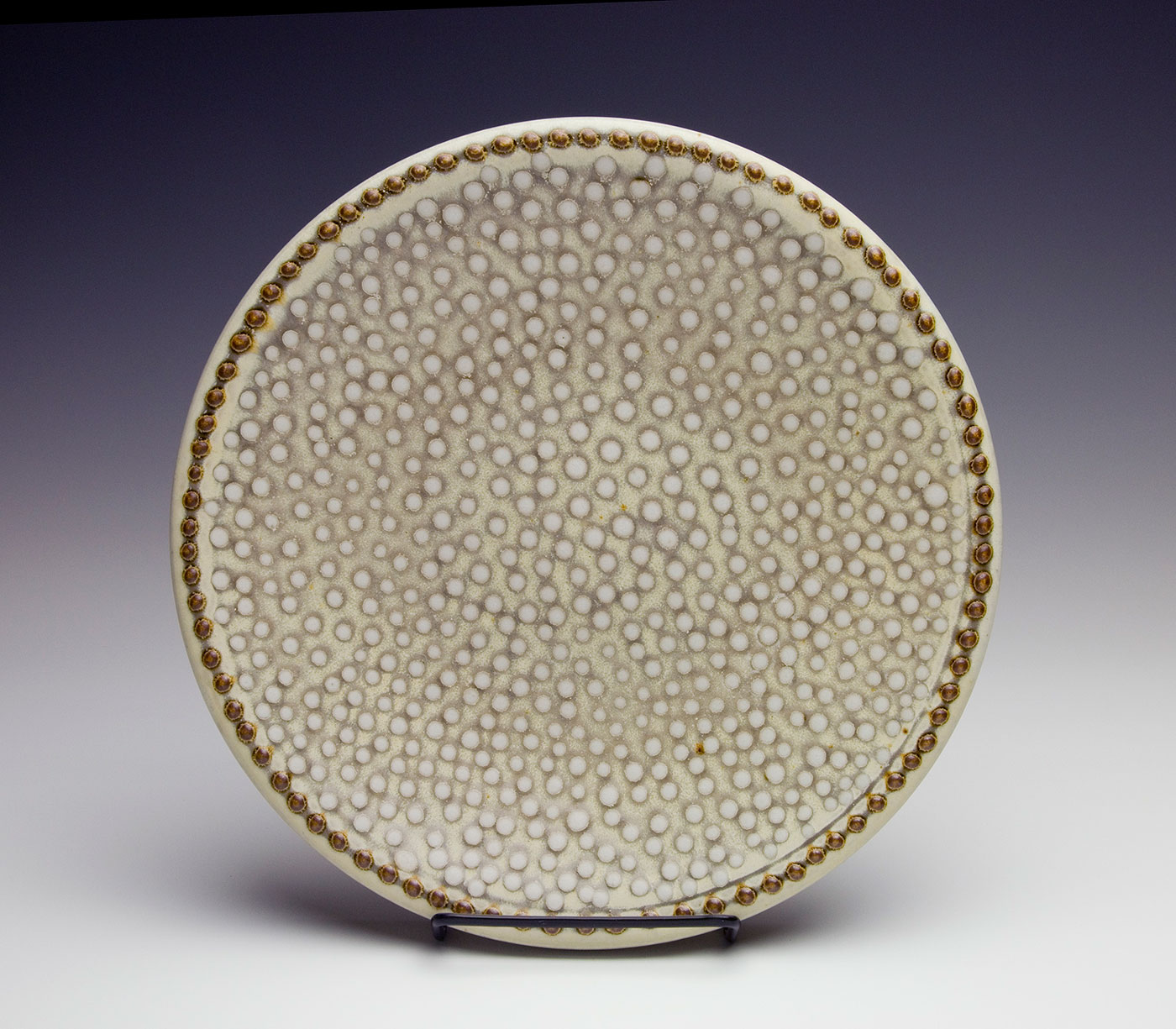 Plate-with-white-dots-Samantha-Henneke-Seagrove-Pottery.jpg