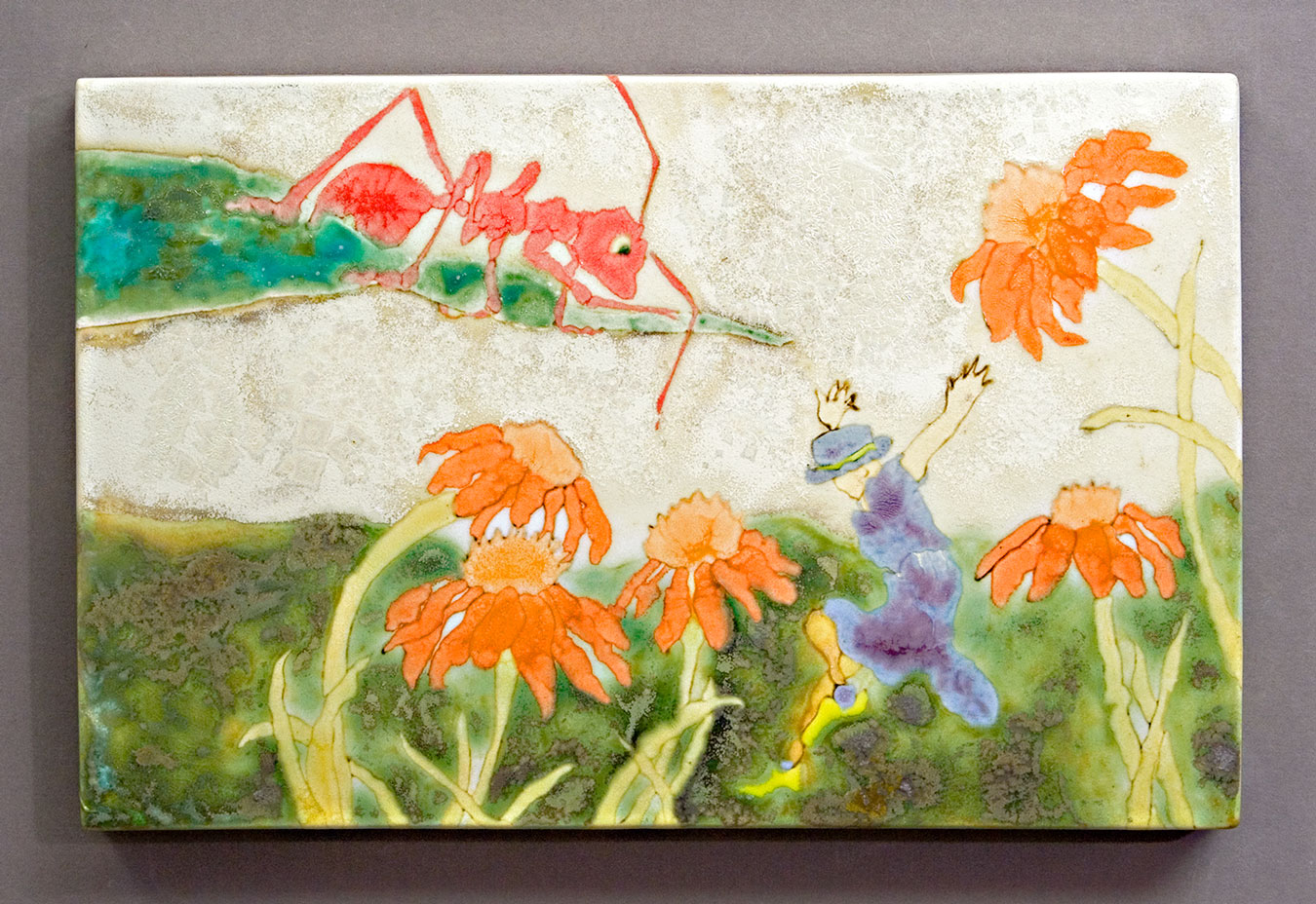 Girl-and-Ant-Ceramic-Art-Painting-Samantha-Henneke.jpg