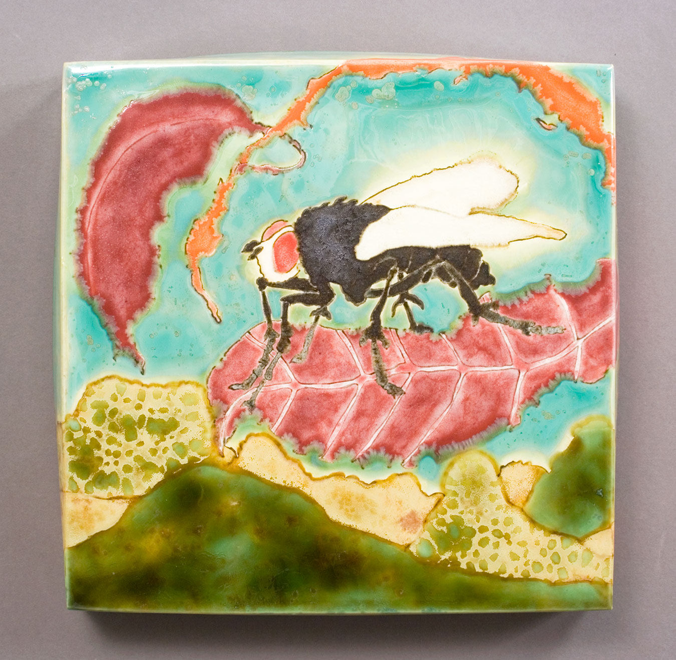Red-Eye-Fly-Ceramic-Art-Glaze-Painting-Samantha-Henneke.jpg