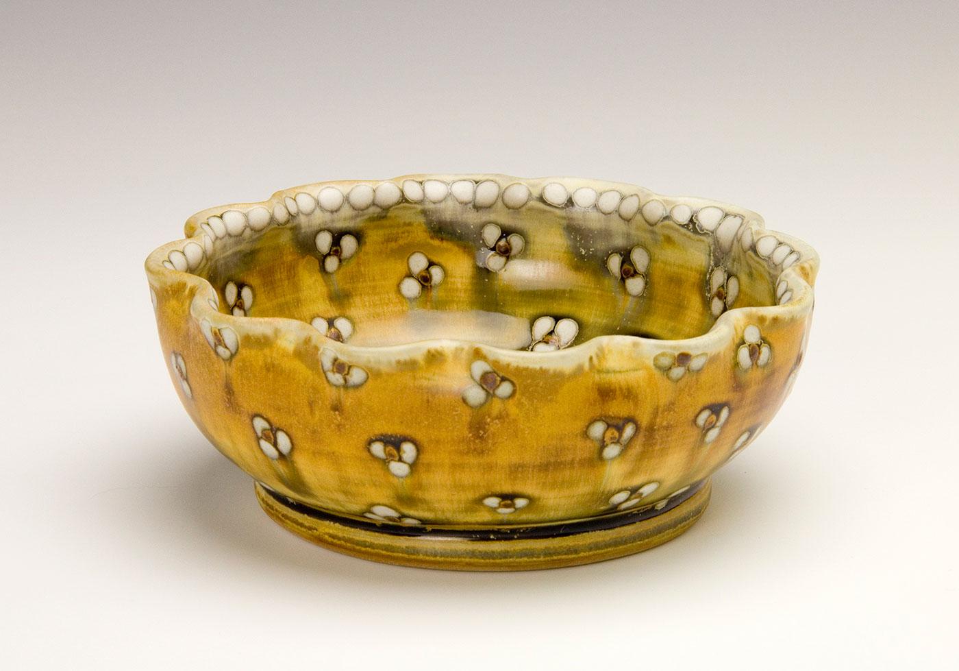 Moka-Bronze-bee-pattern-bowl-Samantha-Henneke-North-Carolina-Pottery.jpg