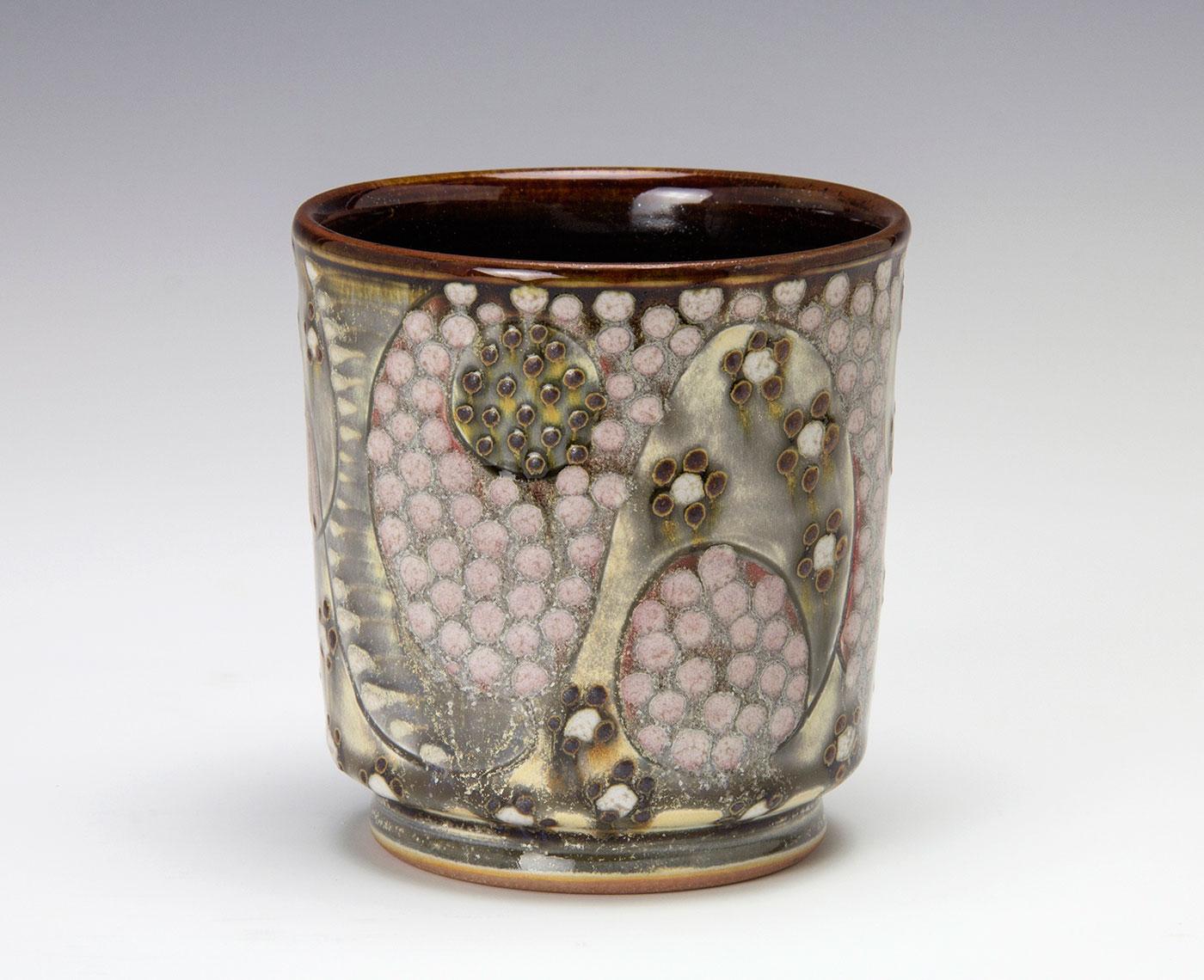 Pattern-Medley-Art-cup-Samantha-Henneke-Bulldog-Pottery-Seagrove-NC.jpg